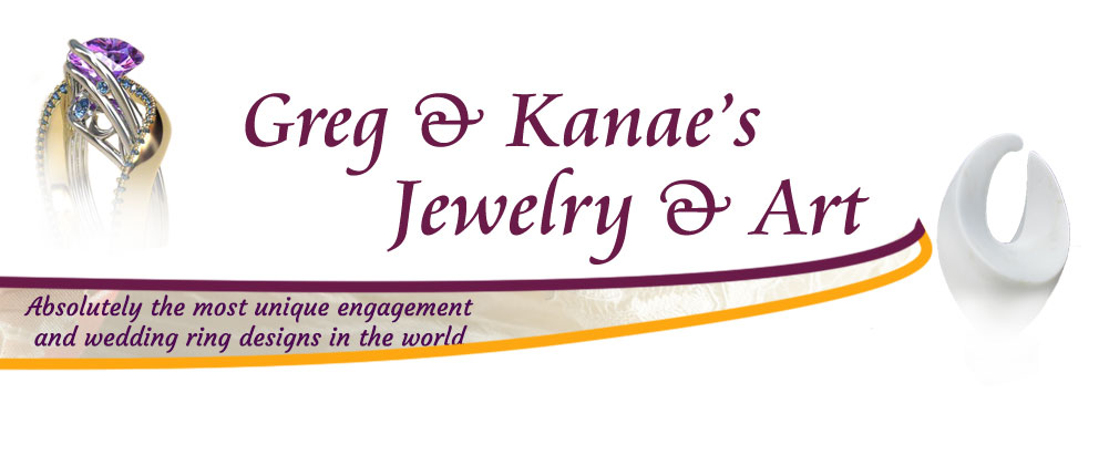 Greg and Kanae's Jewelry and Art